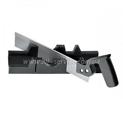 Стусло пластиковое с обушковой пилой 300мм (мелкий зуб) NONAME (HT-0710)