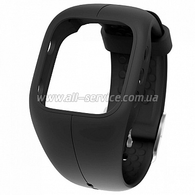 Браслет для POLAR A300 Wristband Black (91054245)