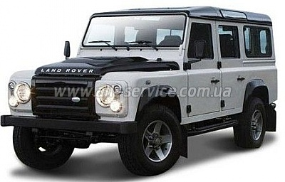 bburago Авто-конструктор Bburago LAND ROVER DEFENDER 110 (18-45127)