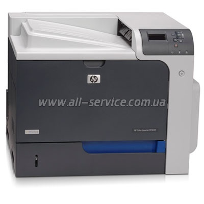 Принтер A4 HP Color LJ CP4025n (CC489A)