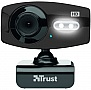 Веб камера TRUST FULL HD 1080P WEBCAM LED (17676)