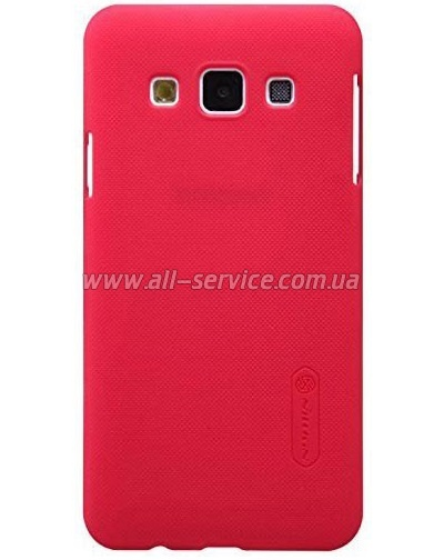 Чехол NILLKIN Samsung A3/A300 - Super Frosted Shield (Red)