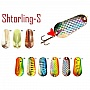 Блесна Fishing Roi  Shtorling-S 19гр. 6см. цвет-04 (C002-4-04)