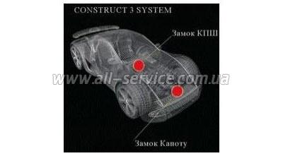 construct Замок Construct Vario 3 System