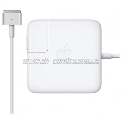 Блок питания Apple 60W MagSafe 2 Power Adapter (MacBook Pro with 13-inch Retina display) (MD565Z/A)