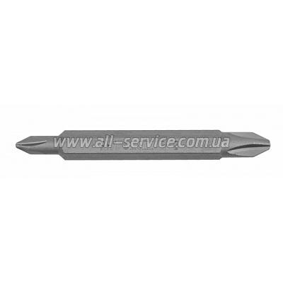 Бита - PH1/ PH2X60мм WORKS (4710301026475)