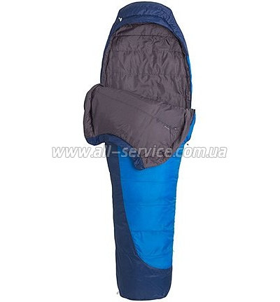 Спальный мешок MARMOT Trestles 15 Long blue (20290.2759-Lft)