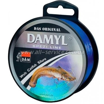 Леска DAM Spezi Line Catfish 0,50мм 200м 19,6кг (night-blue) (3107050)