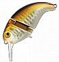 Воблер Nomura Joint Crank 60мм 13,6гр. цвет-012 (BROWN GOLD SHINER) (NM50801206)
