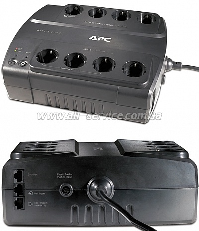 ИБП APC Back-UPS ES 550VA (BE550G-RS)