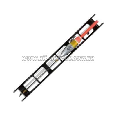 Оснастка поплавочная Lineaeffe KETA Fluorocarbon 46204 (1.0гр осн леска0.12 пов.0.10 крючок№18) (7856110/18)