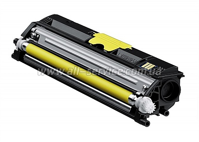 Заправка картриджа A0V305H KONICA MINOLTA MC 1600W/ 1650EN/ 1680MF/ 1690MF Yellow