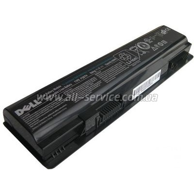 Аккумулятор Dell Vostro A840 A860 / 11.1V 4400mAh (48Wh) BLACK ORIG