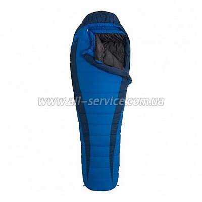 Спальный мешок MARMOT Sawtooth Reg R electric blue/dahlia (22660.2891-Rht)
