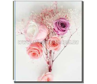 Фотоальбом EVG 10x15x200 BKM46200 Bouquet rose