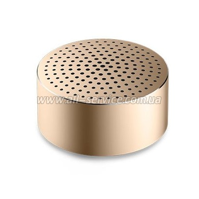 Акустика Xiaomi Mi Portable Bluetooth Speaker Gold
