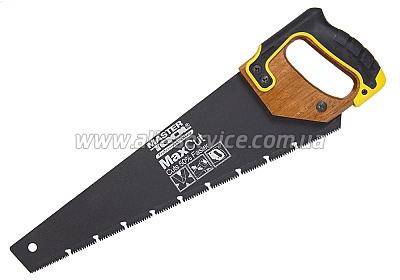Ножовка столярная Mastertool 400 мм BLACK ALLIGATOR (14-2440)