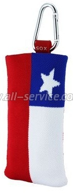 Чехол SOX EASY FLAG CHILE DOUBLE-SIDED (EF B/ N 18)