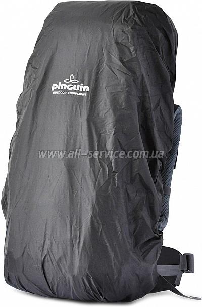 Накидка на рюкзак PINGUIN Raincover M black (PNG 3014. M black)