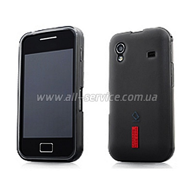 Чехол Soft Jacket2 Samsung S5830 black K