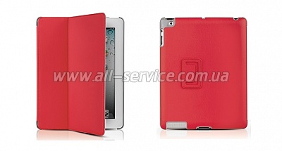 Чехол ODOYO AIRCOAT Ipad Air CHERRY RED PA532RD