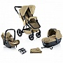 Коляска Concord WANDERER TRAVEL SET Almond Beige (WASL0964)