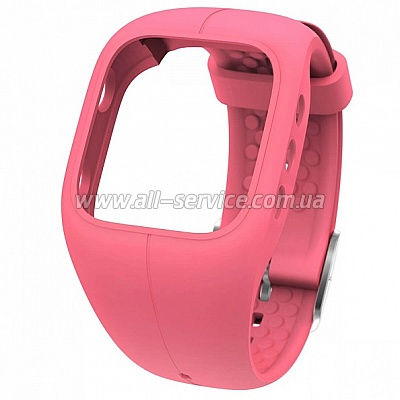 Браслет для POLAR A300 Wristband Pink (91054247)