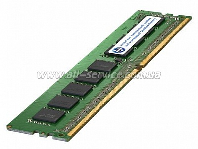 Память HP HPE 4GB 1Rx8 PC 4-2133P-E-15 STND Kit (805667-B21)