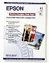 Бумага Epson A3 Premium Semigloss Photo Paper, 20л. C13S041334