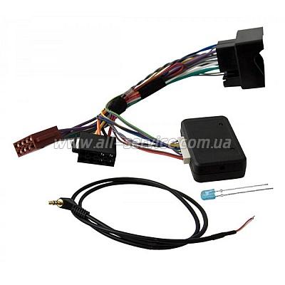 Адаптер рулевого управления магнитолойCan 500 IR (Clayton) VW