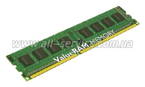 Память 1Gb KINGSTON DDR3 PC10666/ 1333  (KVR1333D3N9/1G)