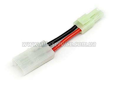 Charger/Battery Wire Connector 1P