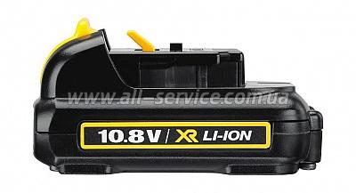 Аккумулятор DeWalt DCB125 Li-Ion 10.8V 1.3А/ч. (N394615)