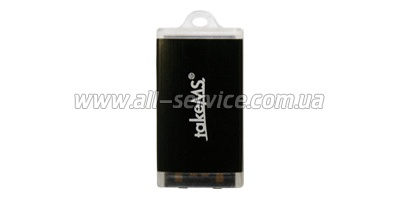 Флешка TakeMS MEM-Drive Smart 8GB Black (TMS8GUSMA1R03)
