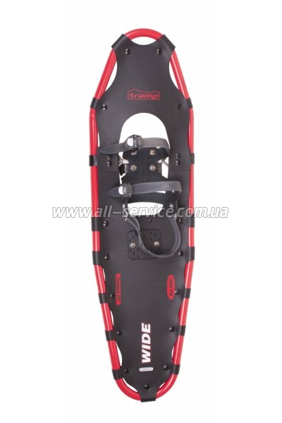 Cнегоступы Tramp Wide XL красные (TRA-001)