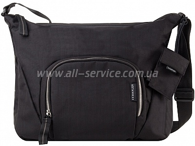 Сумка для фото Crumpler Doozie Photo Sling black /metallic silver (DZPS-007)