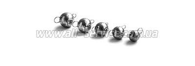 Груз-головка Чебурашка Fishing ROI разборной14гр.5шт. (нерж.проволока)(1324-00-14)