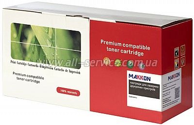 Картридж MAKKON для HP LJ Enterprise 500 Color M551n /551dn /551xh аналог CE400A Black