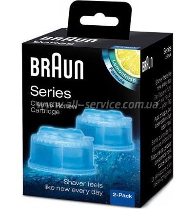 Картридж BRAUN CCR2 Clean & Renew