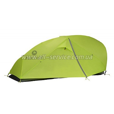 Палатка MARMOT Force 1P green lime/steel (27290.4713)