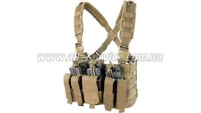 Жилет тактический Condor Outdoor Recon Chest Rig tan (MCR5-003)