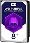Винчестер WD 3.5 SATA 3.0 8TB IntelliPower 256Mb Cache Purple (WD81PURZ)