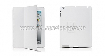 Чехол ODOYO AIRCOAT Ipad Air IVORY WHITE PA532WH