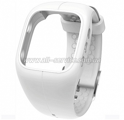Браслет для POLAR A300 Wristband White (91054246)