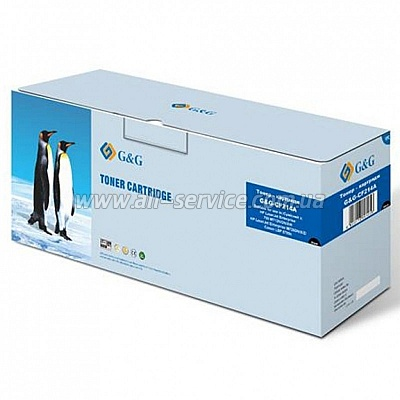 Картридж G&G для Brother HL-L2360/ 2365/ DCP-L2500/ 25x0/ MFC-L2700/ 2720/ 2740  Black (G&G-TN2335)