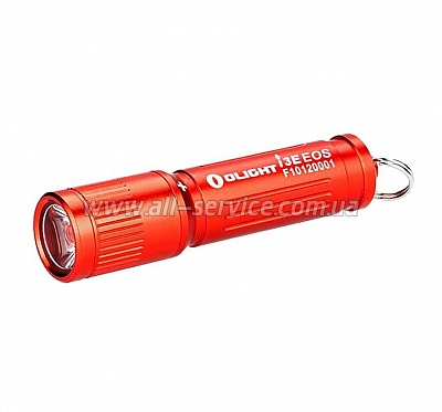 Фонарь Olight I3E EOS Red