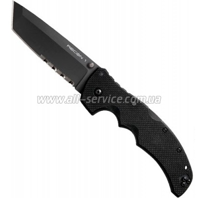 Нож Cold Steel Recon 1 Tanto Point 50/50 Edge (27TLTHZ)