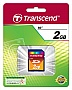 Карта памяти 2GB Transcend SD 30X (TS2GSDC)
