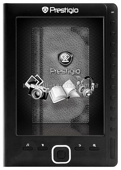 Электронная книга Prestigio eBook Readers PER3162B Black