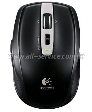 Мышь Logitech Anywhere MX WL Laser Black (910-000904)